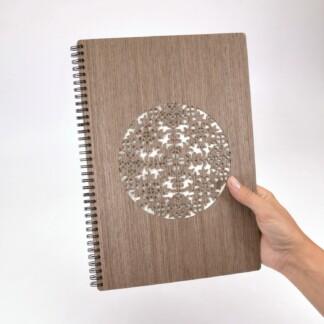 rankų darbo užrašų ir svečių knygos